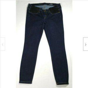 J. CREW 32T Tall Maternity Toothpick Jeans 3396E1M